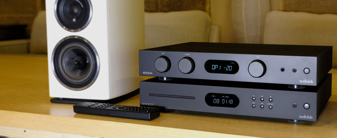 Audiolab 6000 Series