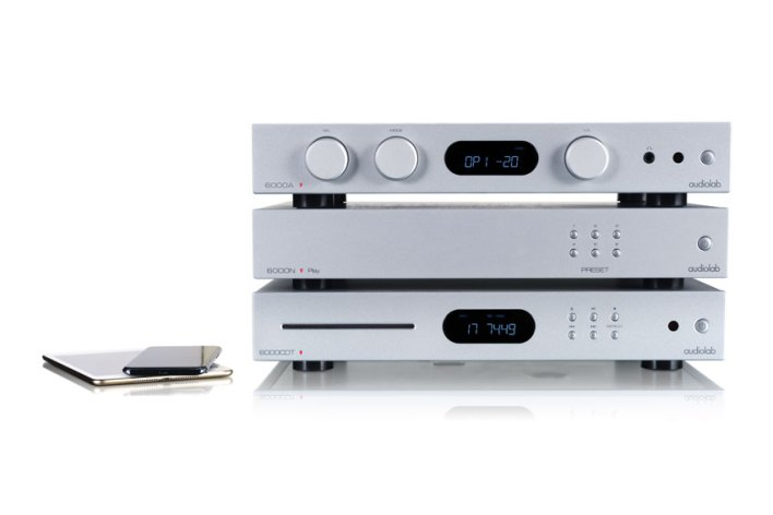 Audiolab 6000 Series - Neuer Streamer Audiolab 6000N Play mit DTS Play-Fi