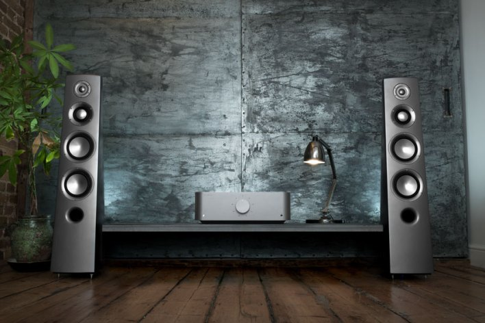 Cambridge Audio Edge Series 02