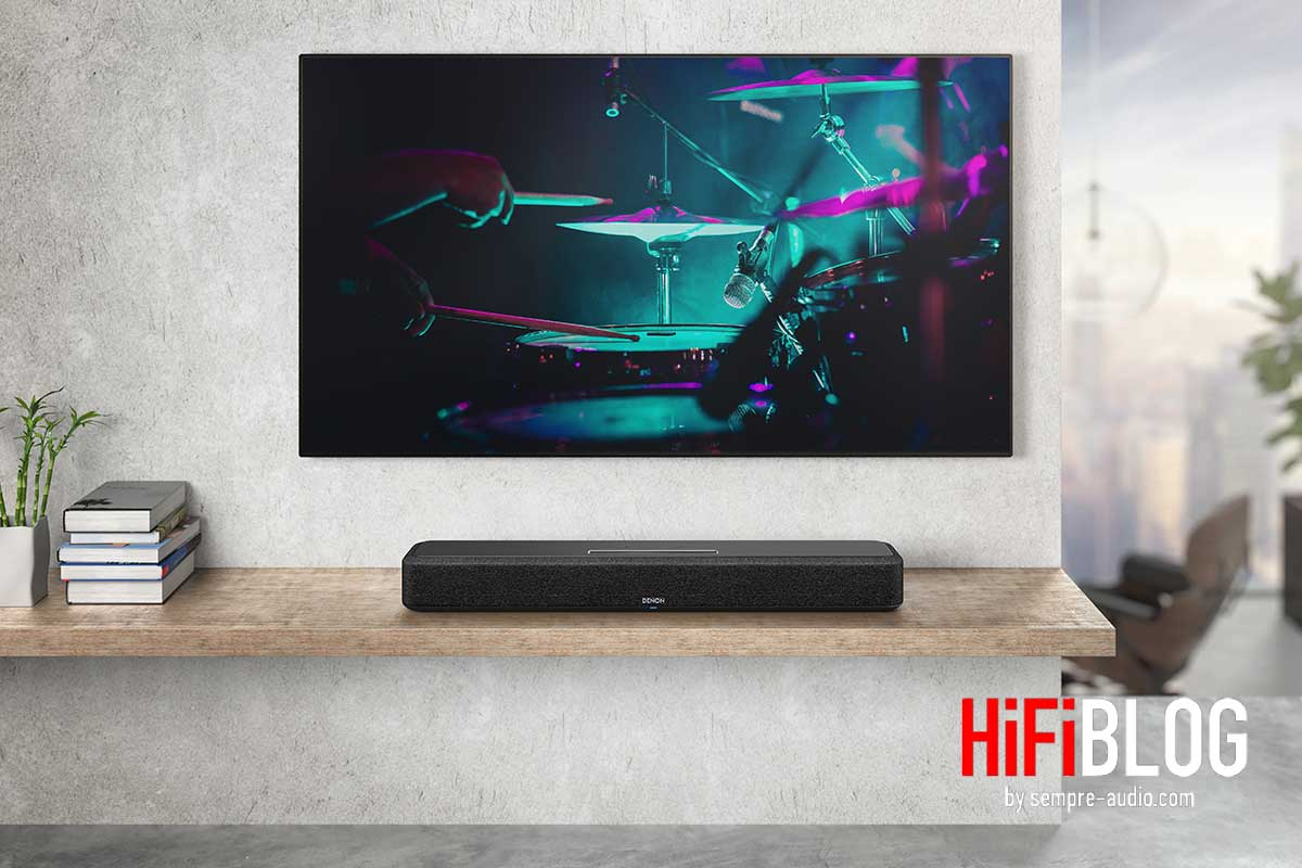 Denon Home Sound Bar 550 05