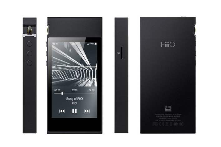 FiiO M7K High Resolution Lossless Audio Player - Nun mit WiFi an Bord…