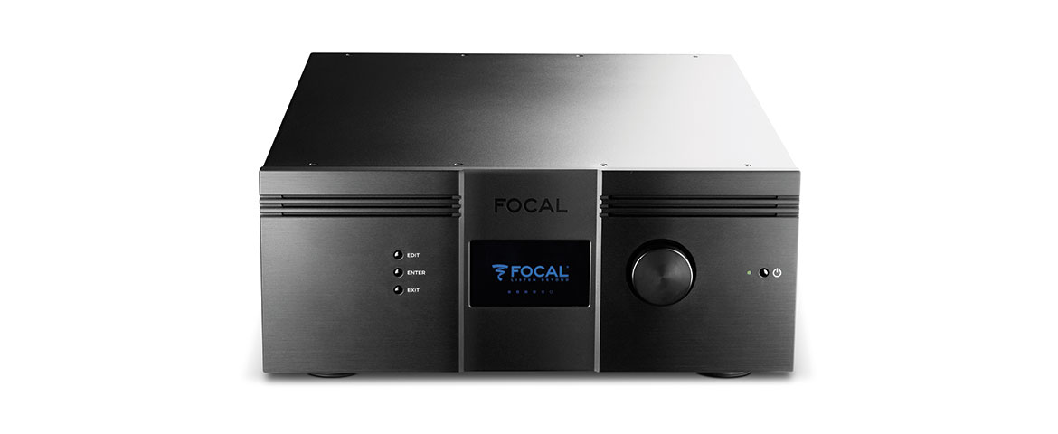 Focal Astra 16 Audio Video Receiver