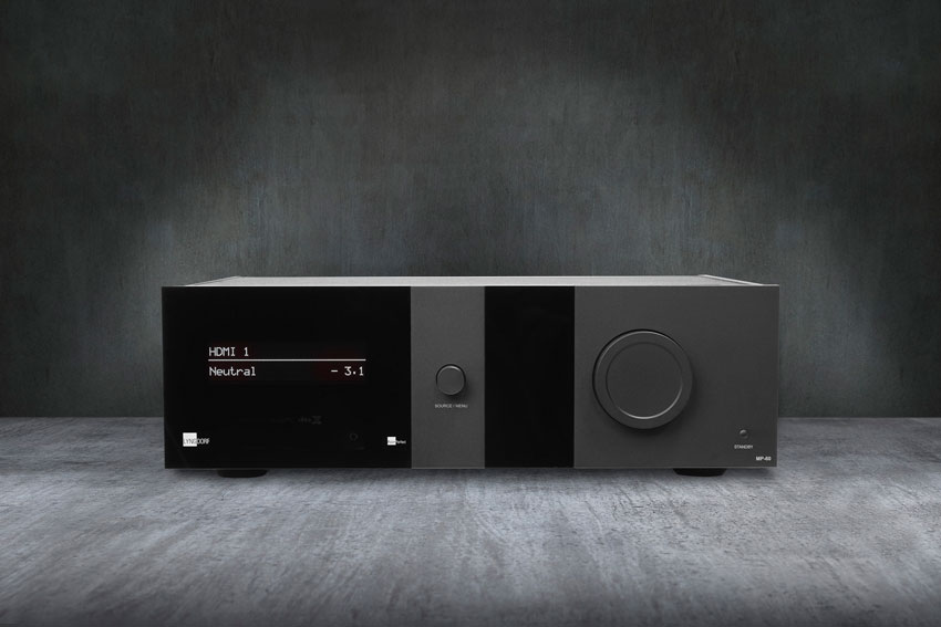 Lyngdorf MP 60 Surround Sound Processor 04