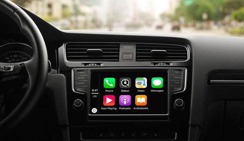 Qobuz für Apple CarPlay