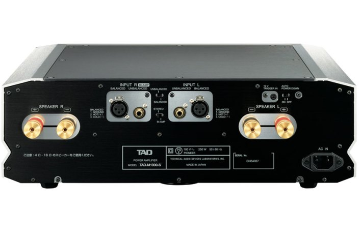 TAD Evolution M1000 2 Channel Power Amplifier 05