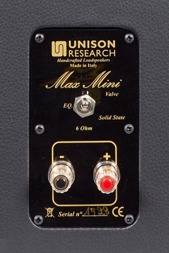 Unison Research MAX Mini 05