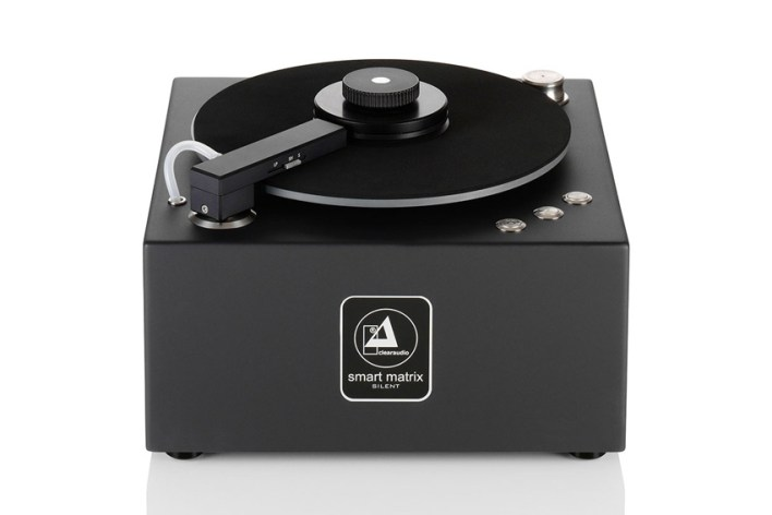 Clearaudio smart matrix SILENT - Die besonders Leise…