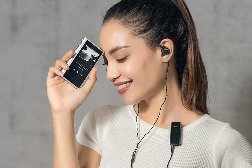 FiiO M9 High Resolution Lossless Music Player nun mit FiiO Link und Apple AirPlay