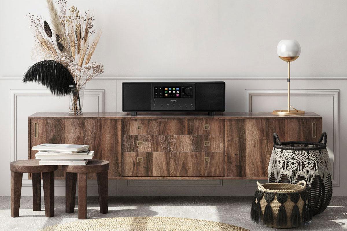 sonoro PRIMUS – Neues Audio-System im klassischen Design