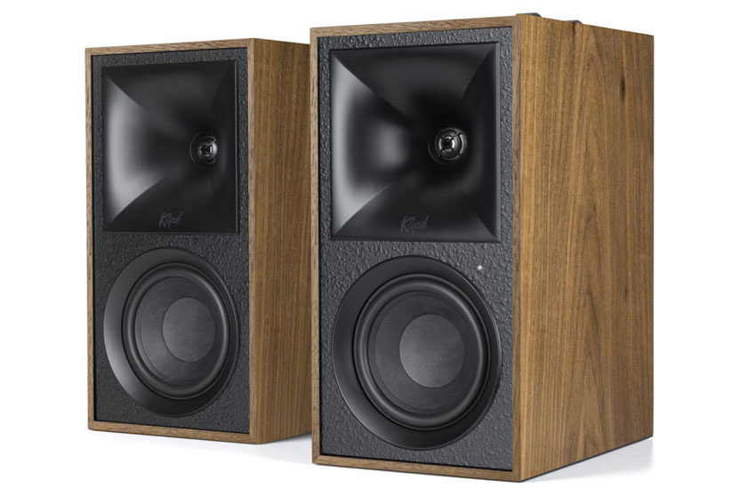 Klipsch The Fives Powered Monitors Active Wireless Speaker 02