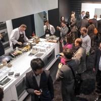 Miele präsentierte innovatives Kochen auf der Eurocucina in Mailand