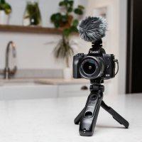 Canon EOS M50 Mark II - Fit für soziale Medien
