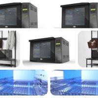 Hygienische Reinigung mit dem UV-Reiniger UVC 5033 TA von Beko