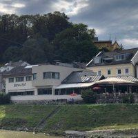 Zu Besuch im Ristorante Danubio - donau.hof in Ottensheim