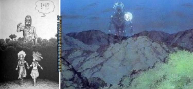 Una ispirazione poco nota per il celebre film Studio Ghibli Principessa Mononoke