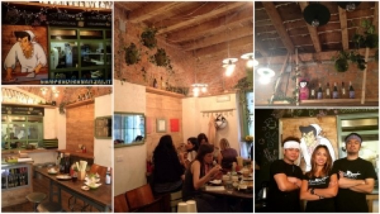 Da Mambo a Maido! il ristorante di Marrabbio è qui!
