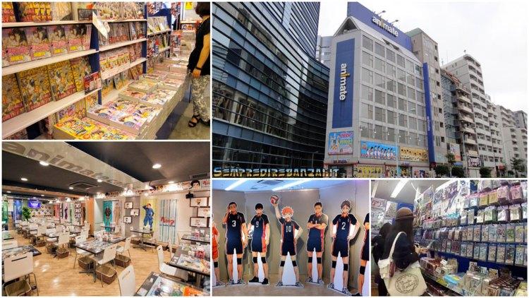 15 mete imperdibili per gli anime fan a Tokyo