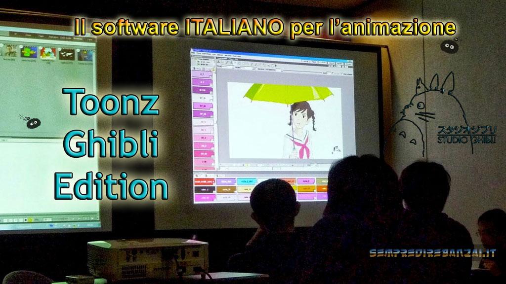 Toonz Ghibli Edition è diventato gratuito: ecco dove scaricarlo