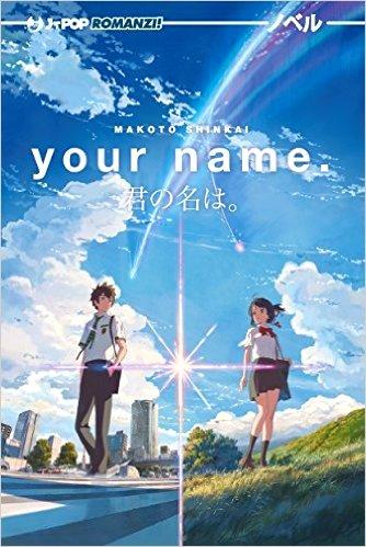 Your Name il romanzo best seller di Shinkai