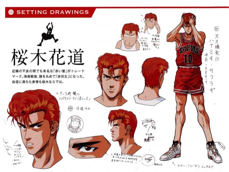 Slam Dunk, leggendario manga sul basket, diventerà presto un film