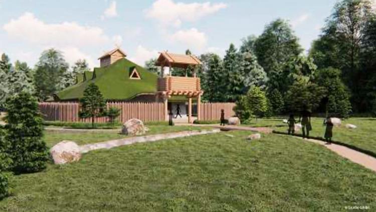 Il nuovo Ghibli Park in costruzione avrà un vero Castello Errante di Howl