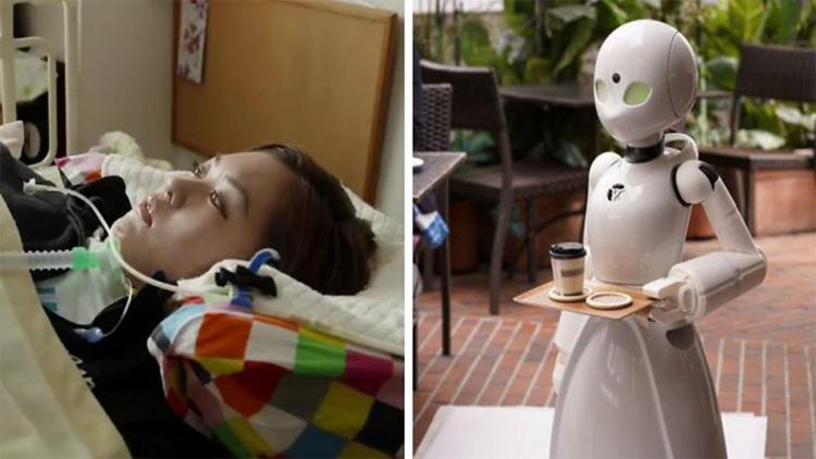A Tokyo un nuovo locale con camerieri robot controllati da lavoratori disabili