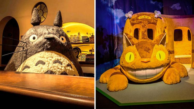 La mostra Ghibli Expo ad Aichi avrà un Totoro Bar e un vero Gattobus