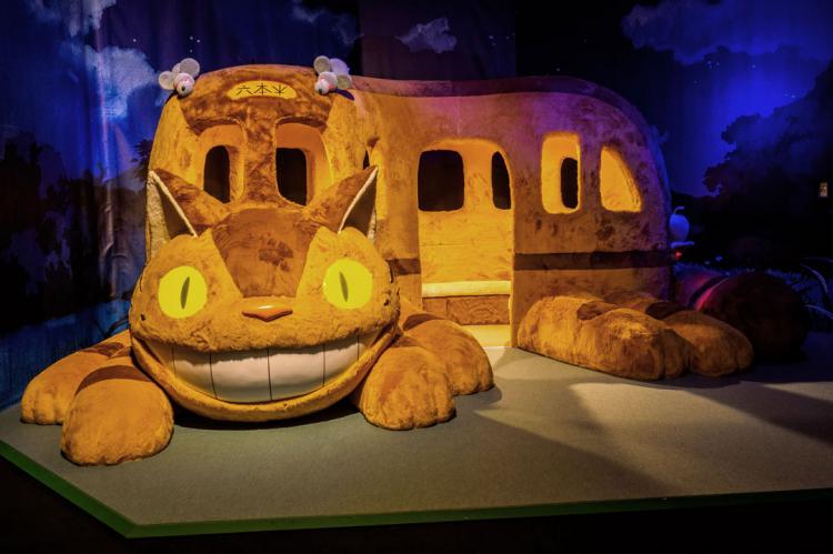 La mostra Ghibli Expo a Nagoya avrà un Totoro Bar e un vero Gattobus