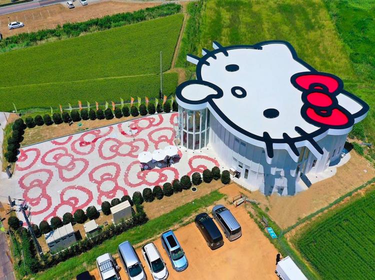 In Giappone esiste l'isola di Hello Kitty
