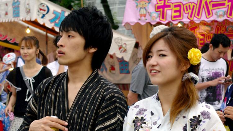 Perché gli uomini giapponesi non vogliono più avere relazioni