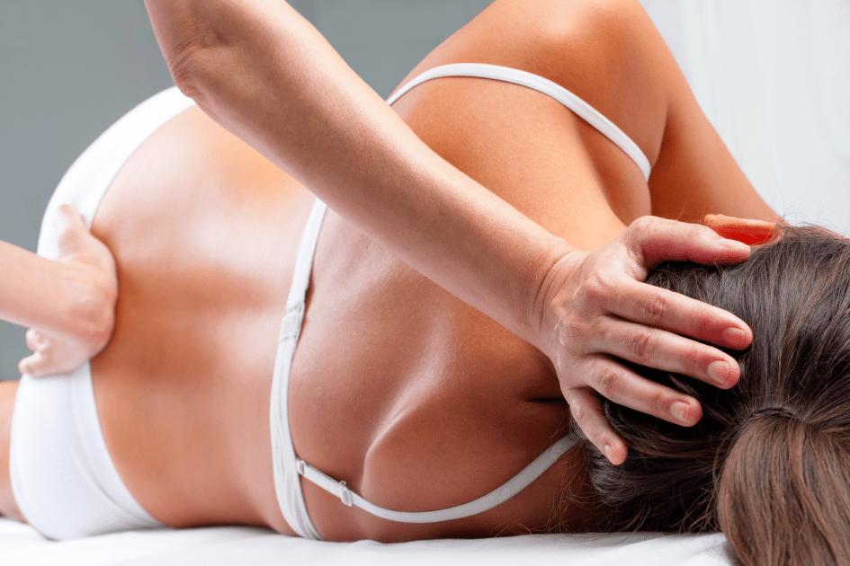 Massaggio posturale