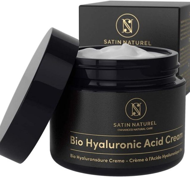 Crema Bio Acido Ialuronico Satin Naturel