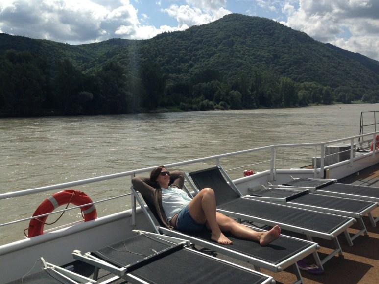 Disfrutando de los paisajes a nuestro paso por Austria