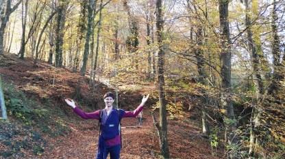 Camino a las Rocas Encantadas