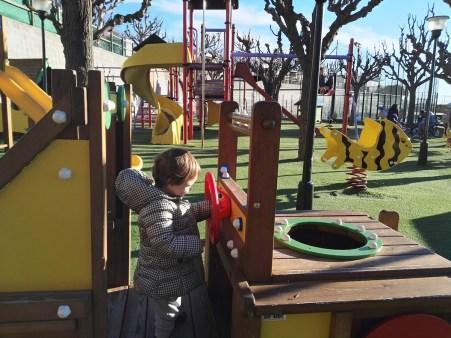 Parque infantil del Berga Resort