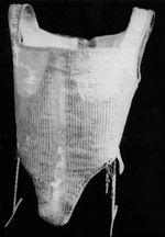 Pfaltzgrafin corset black and white