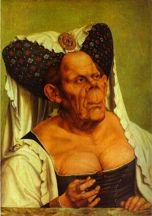 massys old woman