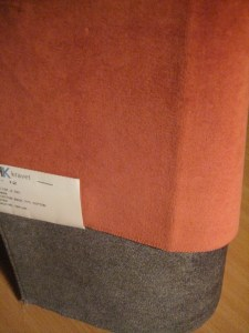 comparison of cotton and wool velvets