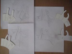 comparison of different corset patterns