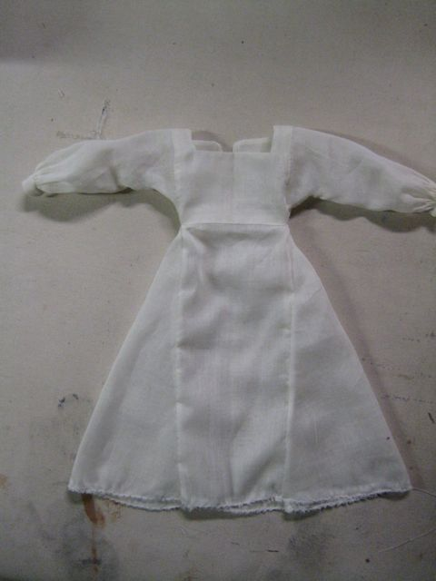 finished smock