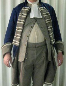 coat for McKean