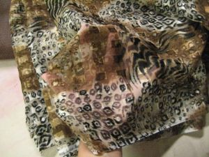 bustle fabric