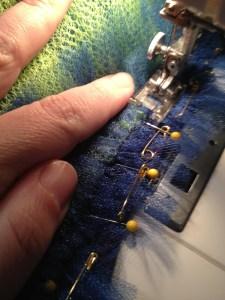 pinned layers of tutu