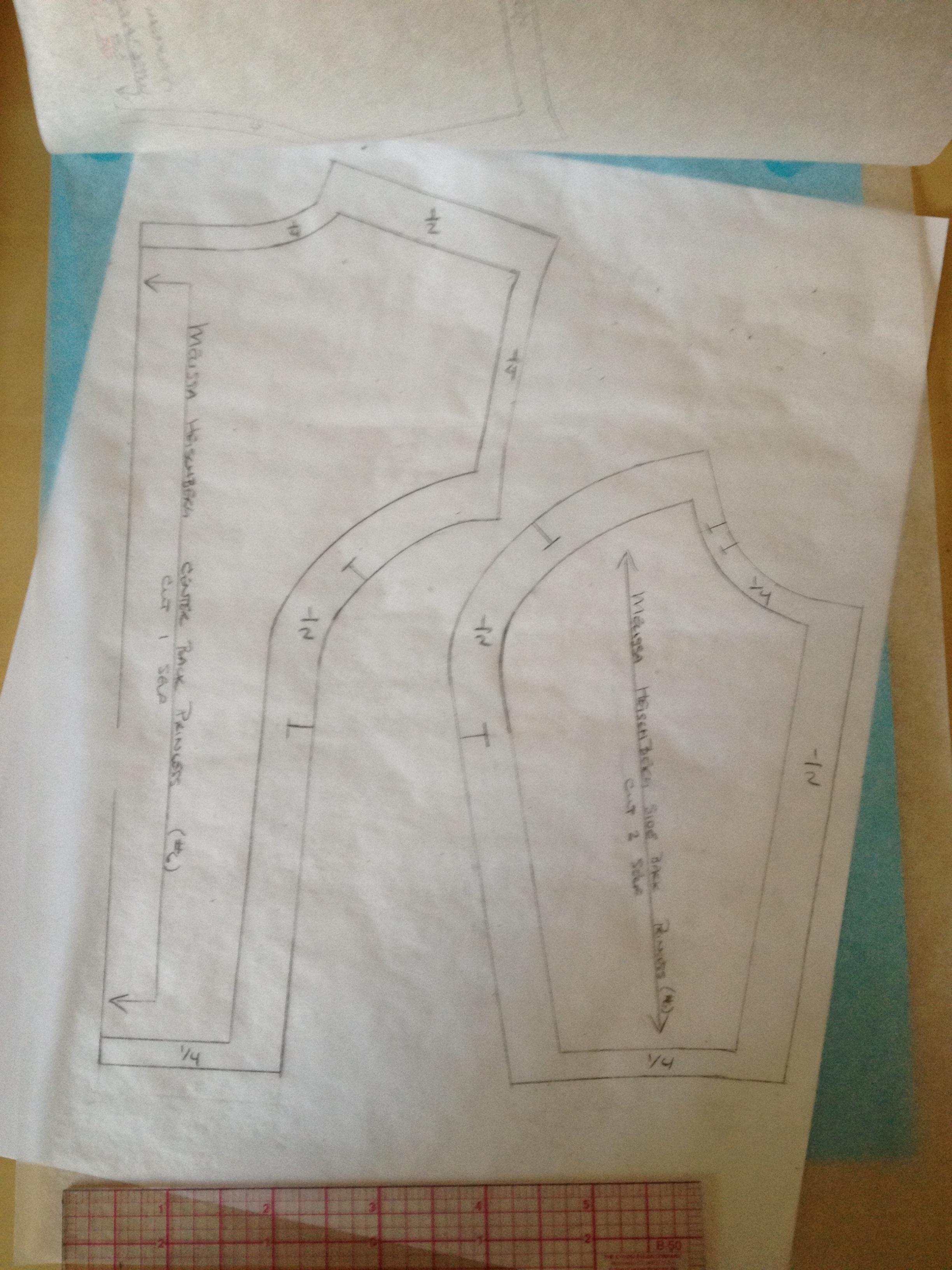 A Simple Vest Pattern Sempstress