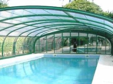 Cobertura para piscina