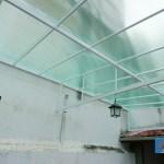 Cobertura de policarbonato
