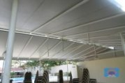 Troca de lona em toldo e cobertura - Barra da Tijuca