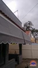 Toldo capota retrátil para janelas e varandas