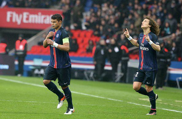Arsenal Thiago Silva David Luiz