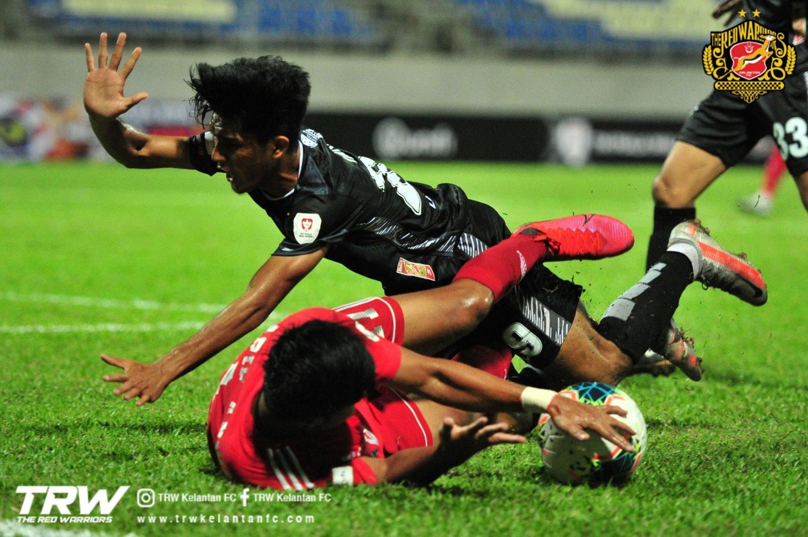 Kelantan UITM FC Piala Malaysia 2020 Frank Bernhardt